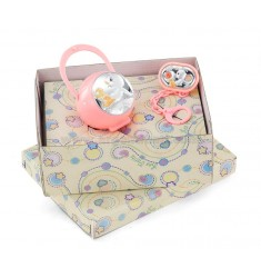 PACKAGE PINS PACIFIER HOLDER CHICK ARG.
