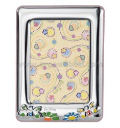 Rounded Frame BUTTERFLY CM 9X13 BIL.