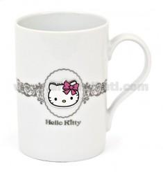 CUP MUG PORCELAIN ALL FASHION HELLO KITTY
