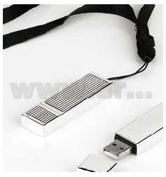 PEN USB ROWS CM 6X1.8 IN AG TIT.