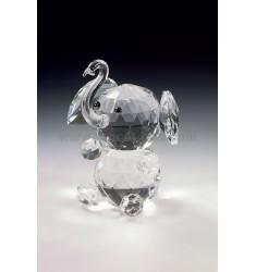 ELEFANTINO GLASS 8.5X8.5 CM