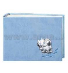 ALBUM ELEPHANT WITH DIARY 15x20 CM ECO LAM.