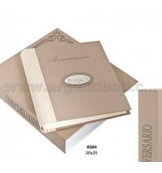 ALBUM 20X25 CM 25 ° C / BOX ARG.