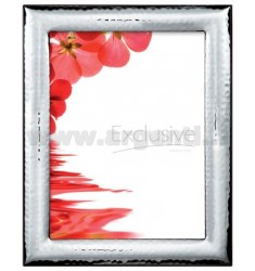 THE FRAME HAMMERED 18X24 CM R / WOODEN MIRROR ARG.