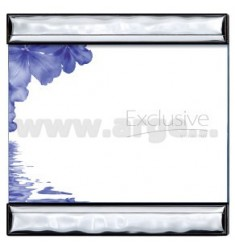 Frame A DAY WATER GLOSSY 13X18 CM R / WOOD ARG.