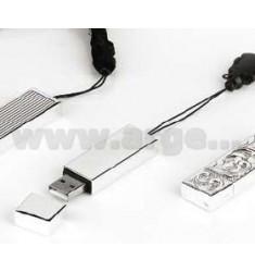 PENNA USB LISCIA CM 6X1.8 IN AG TIT. 925‰
