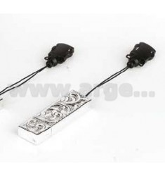 PENNA USB FIORENTINO CM 6X1.8 IN AG TIT. 925‰