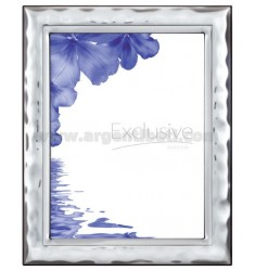 Frame L &39WATER POLISHED 18X24 CM R / WOOD MIRROR WITH ARG.