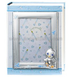ALBUM 20X25 CM CHICK WITH DIARY AND FRAME 13X18 CM LAM.AG