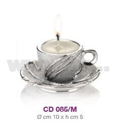 CUP A BAMBOO &39CANDLE WITH CM 10X5 ARG.