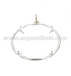 FRAMES FOR SILVER COINS FROM 40 MM 925