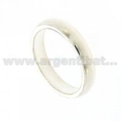 FEDE CLASSICA IN ARGENTO TIT. 925