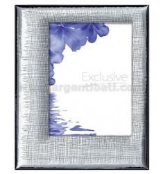 Frame LARGE FABRIC 18X24 CM R / WOOD MIRROR WITH ARG.