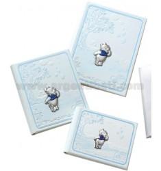 WINNIE THE POOH BLUE ALBUM 25X30 CM ARG.