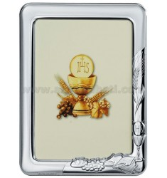 Frame Rounded COMMUNION CM 13X18 R / WOOD WHITE BAL.AG