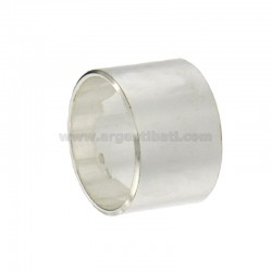 RING WIDE BAND 1.5 CM SILBER TIT 925 ‰