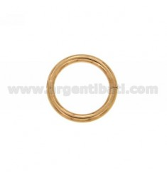 CLOSE SHOT FLEXY DIAMETER 21 MM 2.5 CANE IN ROSE GOLD PLATED AG TIT 925