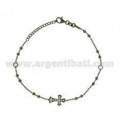 BRACELET ROSARY SILVER PLATED RUTENIO TIT 925?