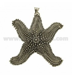 STARFISH PENDANT 68X65 MM IN AG microcast BRUNITO TIT 800?