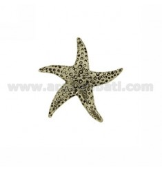 APPLICATION STARFISH 48X50 MM IN AG microcast BRUNITO TIT 800?