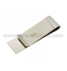 MONEY CLIPS AND STEEL stir Bilamina IN GOLD AND BRASS