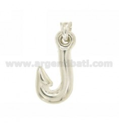 CHARM COUPLED AMO MM 31X16 SILVER TIT 925 ‰