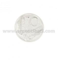 Währung £ 10 ANNO 2001 Messer 25 mm SILVER TIT 925