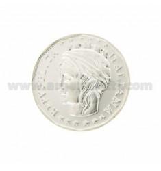 Währung £ 1000 ANNO 2001 Messer 30 mm SILVER TIT 925