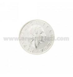 Währung £ 200 ANNO 2001 Messer 25 mm SILVER TIT 925