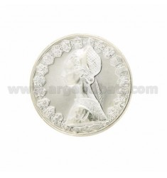 Moneda £ 500 ANNO 1958 DIAMETRO 30 MM PLATA TIT 925