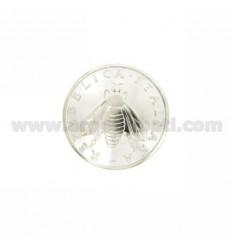 Währung £ 2 ANNO 2001 CONCAVE Messer 22 mm SILVER TIT 925