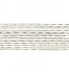 CABLE BRACELET A MORE &39WIRE SILVER RHODIUM TIT 925 ‰ CM 19