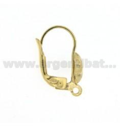Angriff mit CLOSED Formohr STAR und T.Shirt in vergoldetem 925