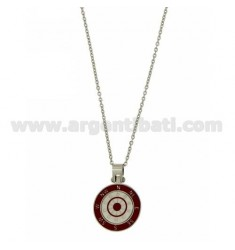 CHAIN CABLE CM 45.50 PENDANT RUDDER 18 MM STEEL AND NAIL
