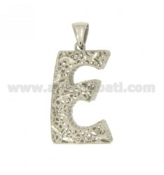 CHARM LETTER AND MM 37X22 SILVER Arcbound TIT 925