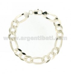 BRACCIALE 3+1 SLIM MM 11 CM 21 IN AG TIT 925‰