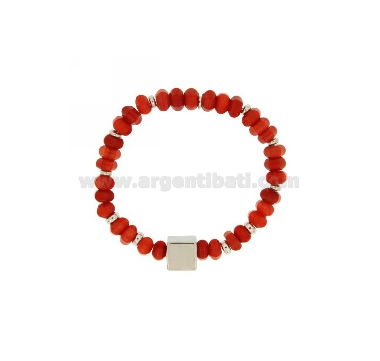 how to tell fake red coral