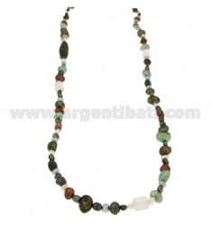 LACE AND PEARLS STONES MULTICOLOURED CM 250