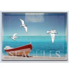 Holzgerippe SEA 50x70 cm