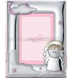 FRAME ANGELO CM 13X18 CELESTE