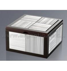 BOX LINES CM 18X18 H 12