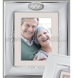 50 Jahre Goldrahmen 13X18 CM