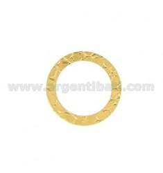 DISTANCIA CÍRCULO UNA PLACA 3 mm de diámetro 23 MM EN PLATA TIT 925