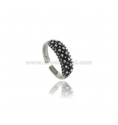 RING IN FAITH SARDA AG BRUNITO TIT 925 ‰ ADJUSTABLE SIZE