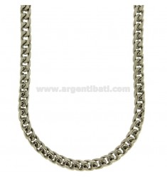 CHAIN STEEL EAR MM 6X6 CM 50