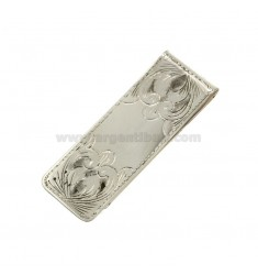 MONEY INCISO MM 58X20 SILVER TITLE 925 ‰