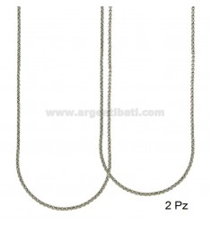 CADENA PZ ROLO &392 2.5 milímetros de acero CM 55.60