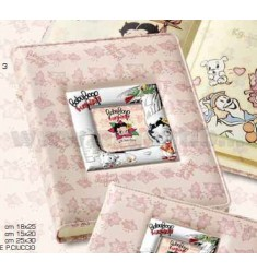 BABY BOOP LEATHER ALBUM 25X30 C / GAG