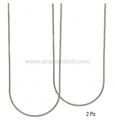 PZ 2 VENETIAN CHAIN 1.9 MM STEEL CM 50.55