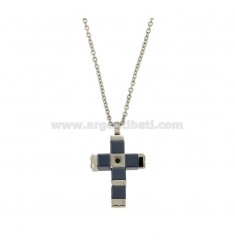 CROSS PENCIL WITH FORZATINA CHROME 45-50 IN STEEL CERAMIC AND ZIRCONI